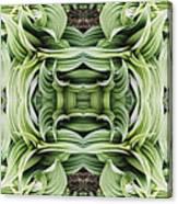 Ammonoosuc Green Canvas Print
