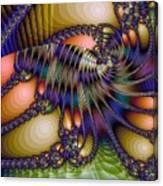 Amphipod Canvas Print