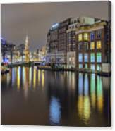 Amsterdam Colors Canvas Print