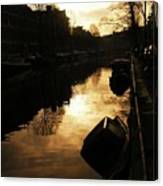 Amsterdam Netherlands Canvas Print