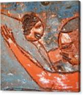 Amuweese - Ile Canvas Print