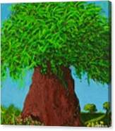 Amy's Tree Canvas Print