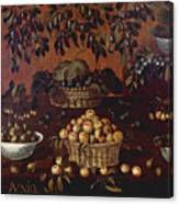 An Allegory Of The Month Of June Canvas Print