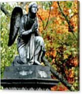 An Angels' Prayer Canvas Print