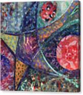 An Evening Of Dance Canvas Print