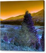 An Idaho Fantasy 1 Canvas Print