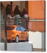 An Orange Kinda Day Canvas Print