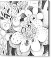 An Ordeal Canvas Print