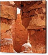 Anasazi Cliff Dwellings #8 Canvas Print