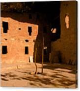Anasazi Kiva Canvas Print