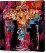 Anasazi Serenade 003 Canvas Print