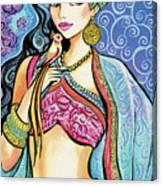 Anchita Canvas Print