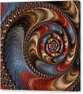 Ancient Circularis Canvas Print
