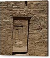 Ancient Doorways 2 Canvas Print