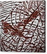 Ancient Dreams - Tile Canvas Print