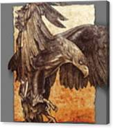 Ancient  Eagle Canvas Print
