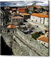 Ancient Portuguese Cities Canvas Print