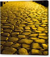 Ancient Roadway Canvas Print
