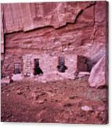 Ancient Ruins Mystery Valley Colorado Plateau Arizona 04 Canvas Print