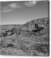 Ancient Smith Mine Canvas Print