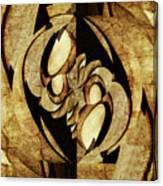 Ancient Symbols Canvas Print