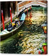 ancient Venice Canvas Print