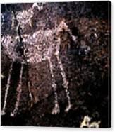 Ancient Zoo - Prehistoric Canvas Print