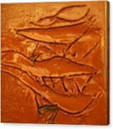 Ancients Live - Tile Canvas Print