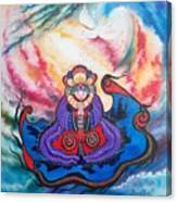 Flygende Lammet      And We Pray Canvas Print