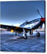 And Who Could Forget Betty Jean.  P51c Nl25imx  Canvas Print