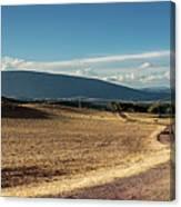 Andalusian Landscape. Ronda Canvas Print