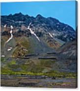 Andean Journey Canvas Print
