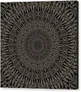 Andoluvium Metal Mandala Canvas Print