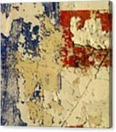 Andre Rublev Homage Coolidge Arizona 2004 Canvas Print