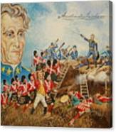 Andrew Jackson  Canvas Print