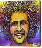 Andy Frasco Canvas Print