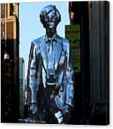 Andy Warhol New York Canvas Print