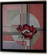 Anemonie Canvas Print