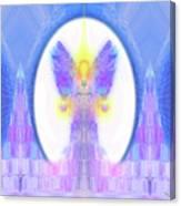 Angel Crystals 444 Canvas Print