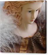 Angel Doll Canvas Print