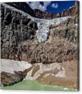 Angel Glacier Jasper 2 Canvas Print