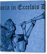 Angel Gloria In Excelsis Deo Canvas Print