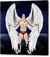 Angel Love 2  Canvas Print