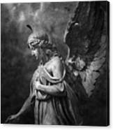 Angel Canvas Print