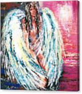 Angel Of Dreams Canvas Print