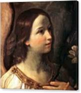 Angel Of The Annunciation Canvas Print