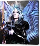 Angel Poster Canvas Print