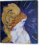 Angel Prayers Canvas Print