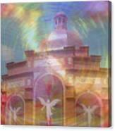 Angel Sanctuary Canvas Print