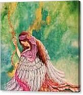 Angele Canvas Print